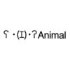 Animal emoticons(emoticones)