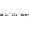 Sleepy emoticons(emoticones)