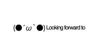 Looking forward to emoticons(emoticones)