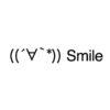 Smile emoticons(emoticones)